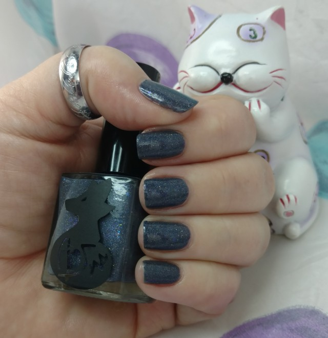 Frenzy Polish 2015 Fall Collection - Berry Cobbler