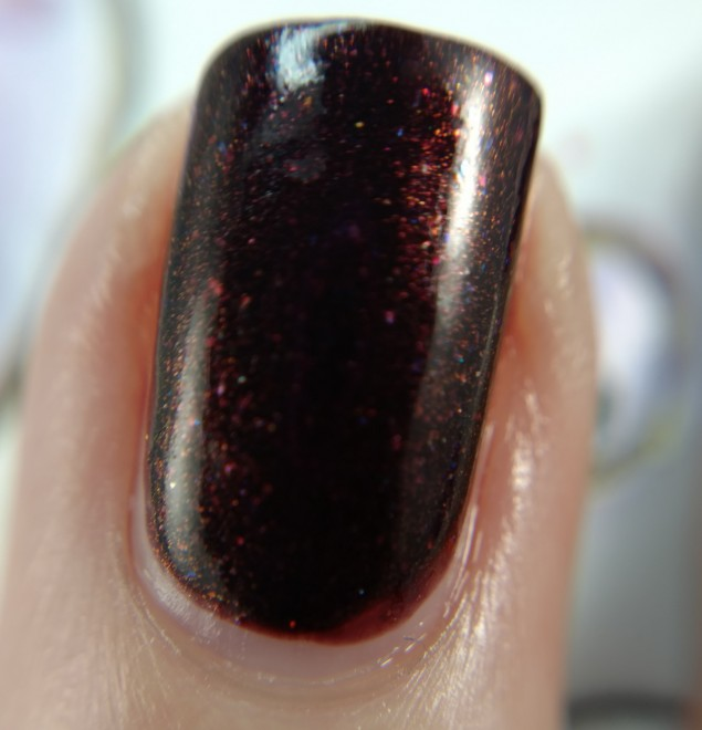 Frenzy Polish 2015 Fall Collection - Crushed Cranberries