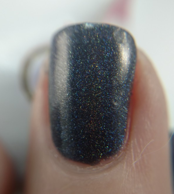 Top Shelf Lacquer 2015 Fall Collection - Blackberry Margarita