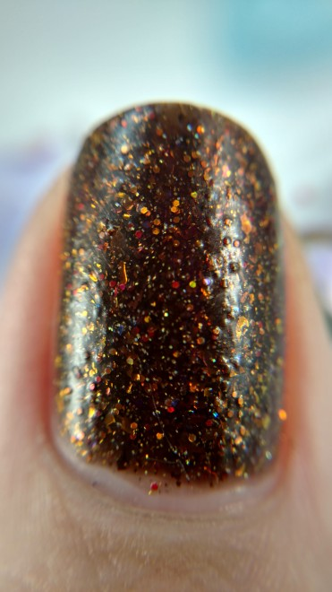 Frenzy Polish 2015 Fall Collection - Fireside Therapy